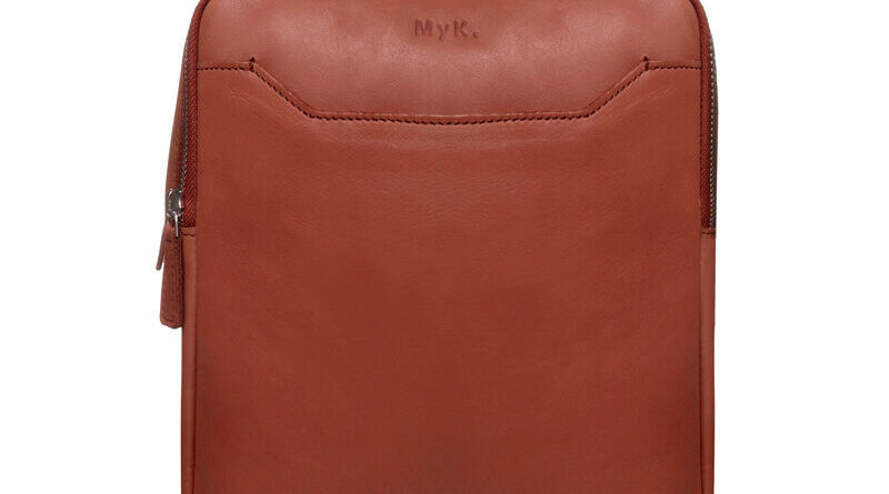 Foto goedkope MyK. Bag Forest Chestnut
