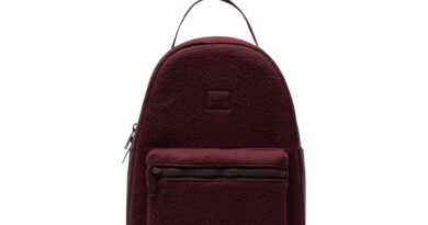 Foto goedkope Herschel Supply Co. Sherpa Fleece | Nova Small Plum