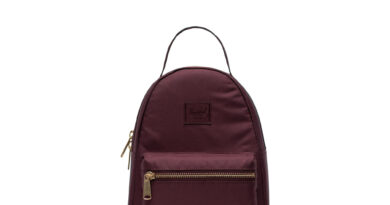 Foto goedkope Herschel Supply Co. Nova Mini Light Plum