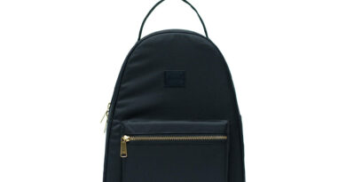 Foto goedkope Herschel Supply Co. Nova Small Light Black