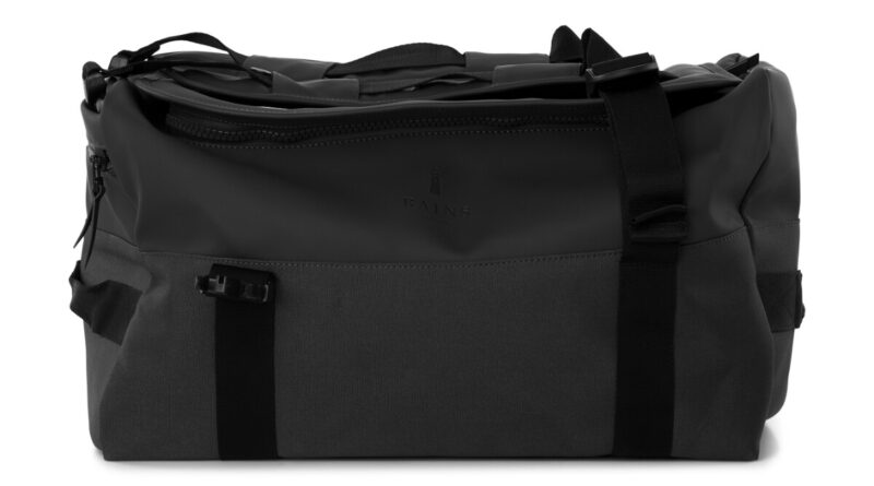 Foto goedkope Rains Duffel Backpack - Black