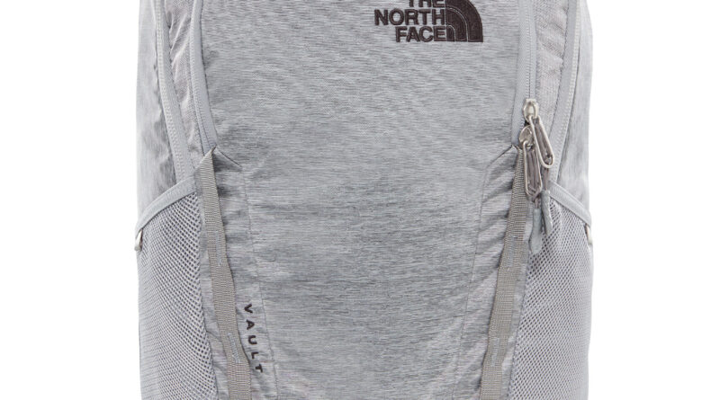 Foto goedkope The North Face Vault - Mid Grey Dark Heather / TNF Black
