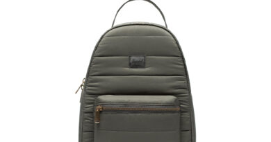 Foto goedkope Herschel Supply Co. Quilted | Nova Small Dusty Olive