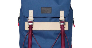 Foto goedkope Sandqvist Johannes Evening Blue With Natural Leather