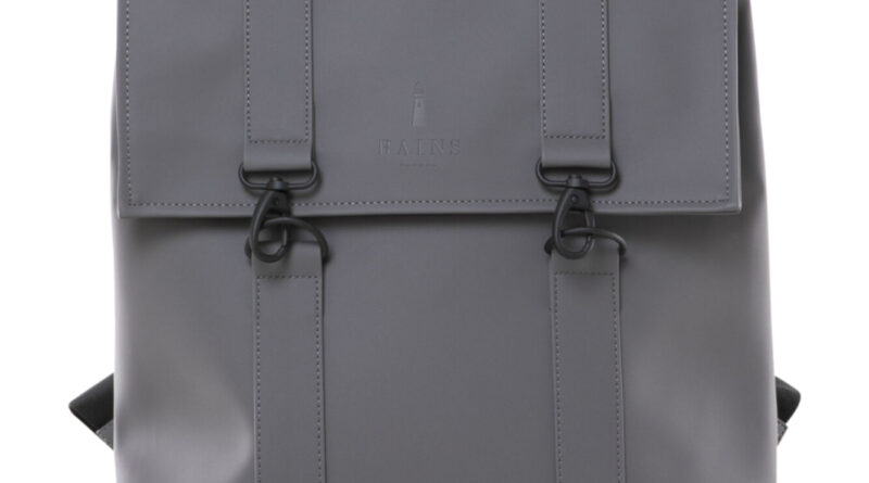 Foto goedkope Rains Msn Bag - Charcoal